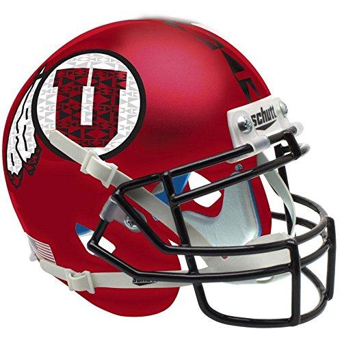 Black Mask Officially Licensed Full Size XP Replica Football Helmet ()