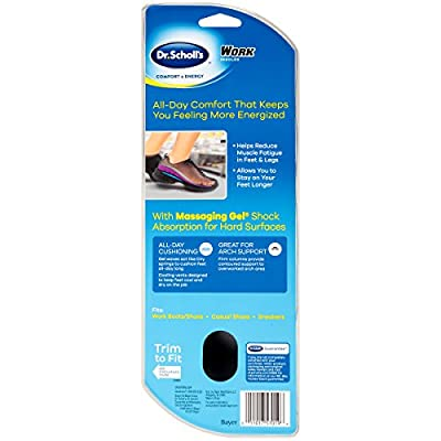 Dr. Scholl's Work Insoles