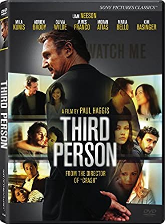 Amazon in: Buy THIRD PERSON DVD, Blu-ray Online at Best Prices in