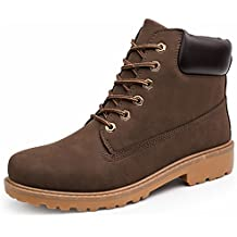 Meetloveyou New Men Boots Fashion Martin Boots Snow Boots Outdoor Casual Cheap Timber Boots Lover Autumn Winter Shoes ST01