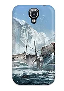 Hot Selling New Assassin's Creed: Rogue Case Cover For Galaxy S4 With Perfect Design