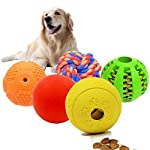 Volacopets 5 Different Functions Interactive Dog Toys,Dog Puzzle Toys,IQ Treat Ball for Small Medium Large Dog,Dog…