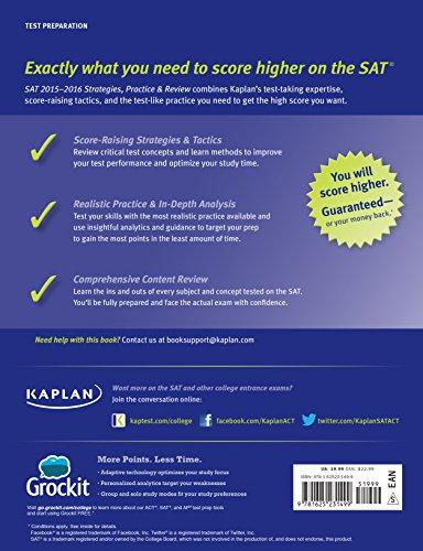 Kaplan SAT Subject Test Biology E/M 2011-2012 Kaplan SAT