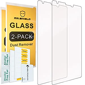 [2-PACK]-Mr Shield For Nokia (Microsoft) Lumia 1520 [Tempered Glass] Screen Protector with Lifetime Replacement Warranty by Mr Shield