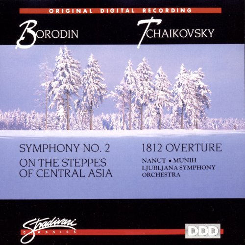 2, On The Steppes Of Central Asia, Tchaikovsy: 1812 Overture ()