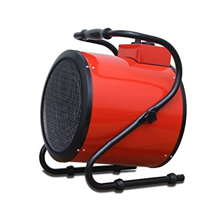 Calentador eléctrico Calentador Industrial de cerámica PTC Calentador Comercial Calentador eléctrico de Alta Potencia Estufa de