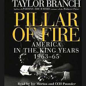 Pillar of Fire Audiobook