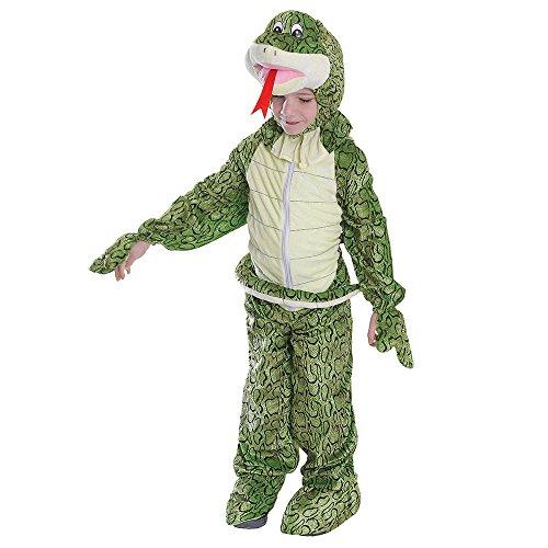 Bristol Novelty Cc080Serpent Costume, Medium
