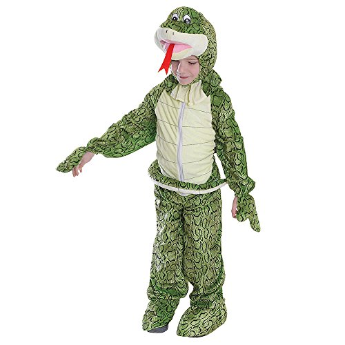 128cm Children's Snake Costume -