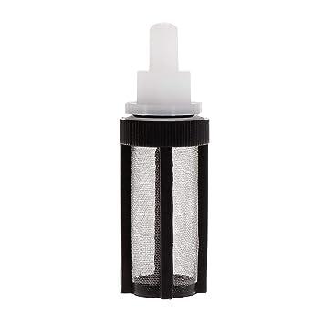 Xuniu Filter Net, Filtro de Micro Bomba de Entrada de Agua, Accesorios de Manguera Limpia de Irrigación para Pecera 7mm / 8mm: Amazon.es: Hogar