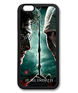 iCustomonline Case for iPhone 6 (TPU), Harry Potter Stylish Durable Case for iPhone 6 (TPU)