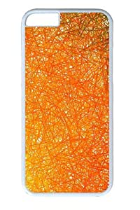 Abstract line Custom iphone 6 plus Case Cover Polycarbonate White wangjiang maoyi by lolosakes