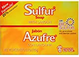 Grisi Bio Sulfur Soap with Lanolin, 4.4 oz