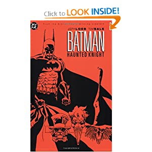Batman: Haunted Knight Jeph Loeb and Tim Sale