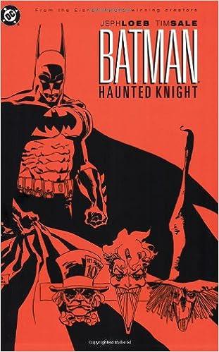 Amazon com: Batman: Haunted Knight (9781563892738): Jeph