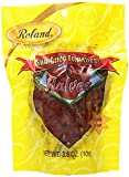 Roland Sun-Dried Tomatoes, Halves, 3.5 Ounce (Pack of 12)