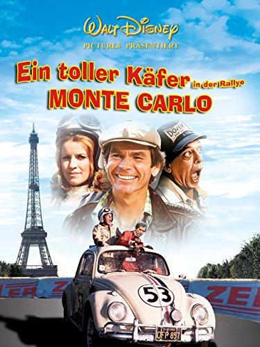 Filmcover Ein toller Käfer in der Rallye Monte Carlo