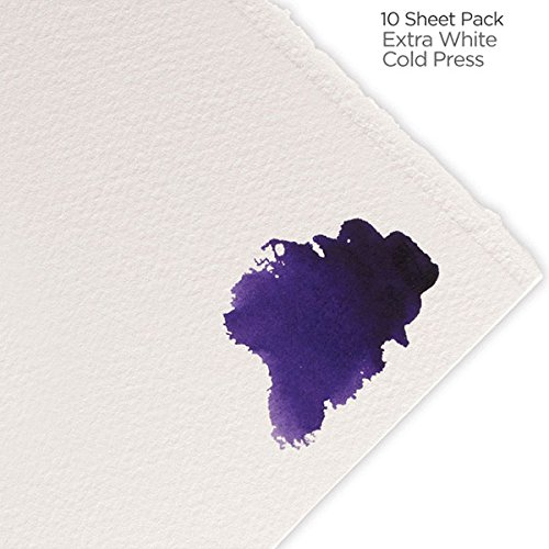 Fabriano Artistico Watercolor Paper 140 lb. Cold Press 10-Pack 22x30