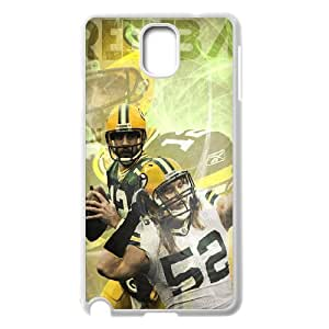 High Quality Phone Case For Samsung Galaxy NOTE3 Case Cover -Green Bay Packers Aaron Rodgers Jersey iPhone Cell Phone Case Cover-LiuWeiTing Store Case 4
