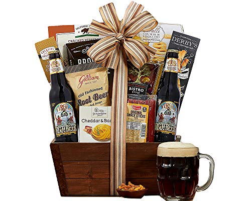 Wine Country Gift Baskets Virgil's Root Beer Collection