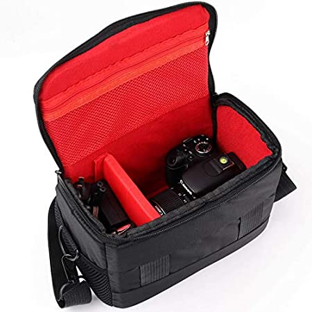 Color : Red DSLR Camera Bag Case for PENTAX K5 K5IIs KR K30 K50 K-50 K-3 K3II KX K1 K70 K-70 K-500 K-r K-x K-m Q-S1 Q10 Q7 Q K-01 KP