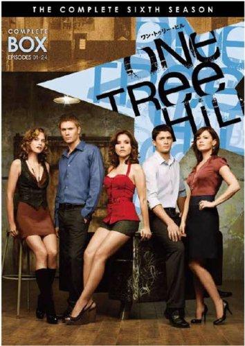 One Tree Hill ワン・トゥリー・ヒル <シックス・シーズン> コンプリート・ボックスの商品画像