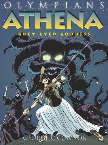 Athena: Grey-Eyed Goddess (Olympians) ebook