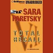 Total Recall | Sara Paretsky