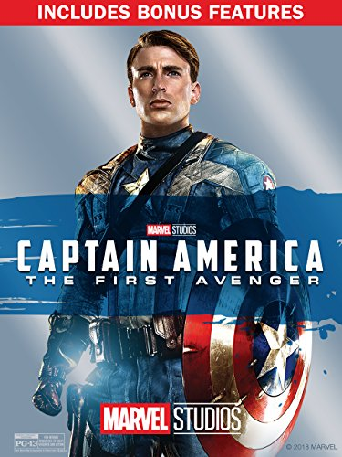 Captain America: The First Avenger (Plus Bonus Content) by