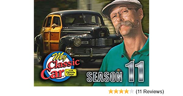 Amazon Com Watch My Classic Car Prime Video
