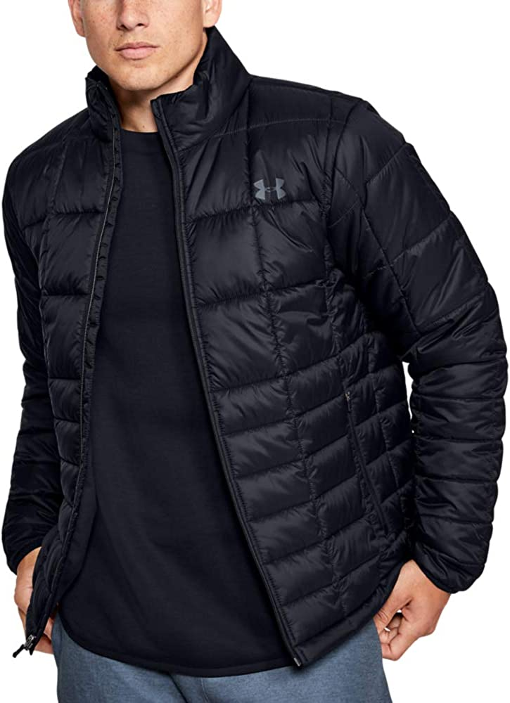 Under Armour Men's Armour Insulated Jacket: Clothing