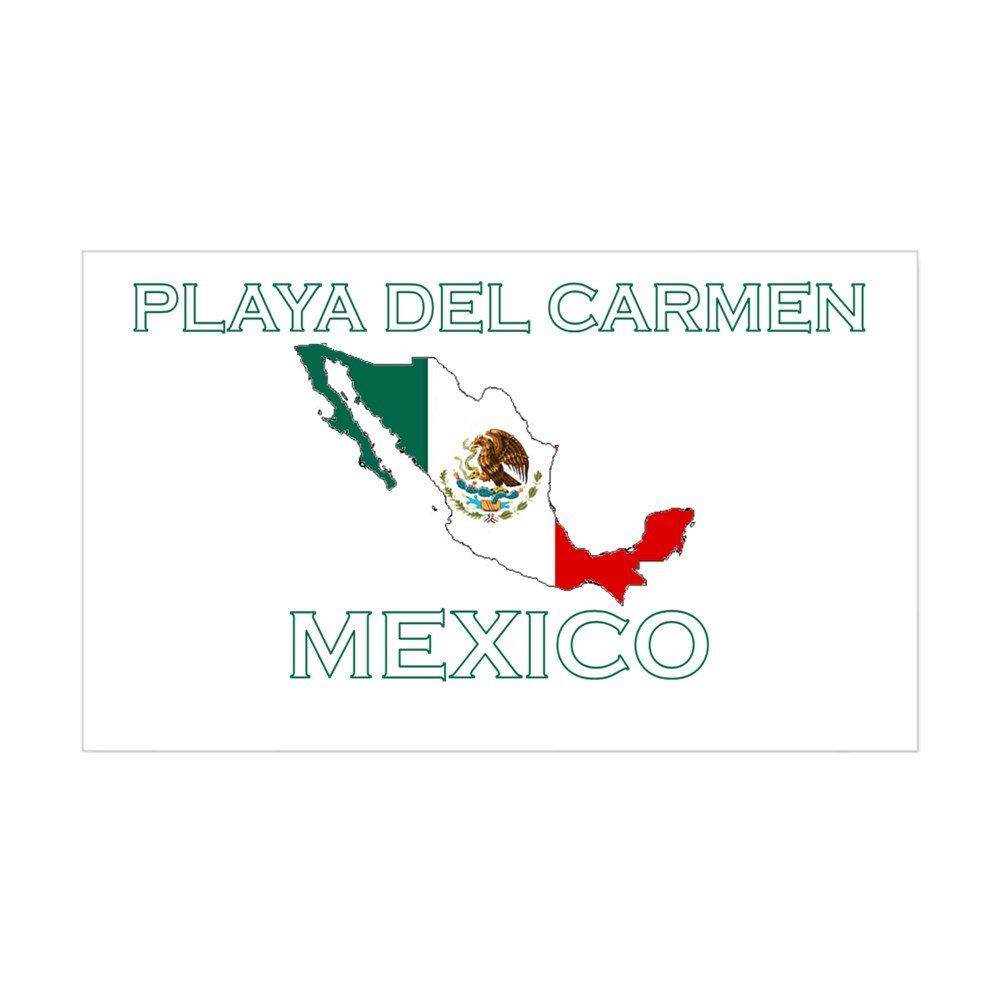 高品質 CafePress 3x5 ホワイト – Playa Del Carmen、メキシコ長方形ステッカー – 長方形バンパーステッカー車デカールステッカー 01135891303C784 Small - 3x5 ホワイト 01135891303C784 Small - 3x5 ホワイト B00QH76RH0, chocomoco チョコモコ ペット用品:6317819a --- mvd.ee