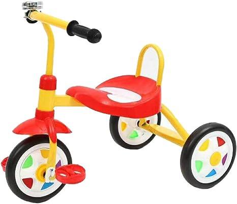 LHY RIDING Bicicleta para niños Bicicleta de Tres Ruedas para ...