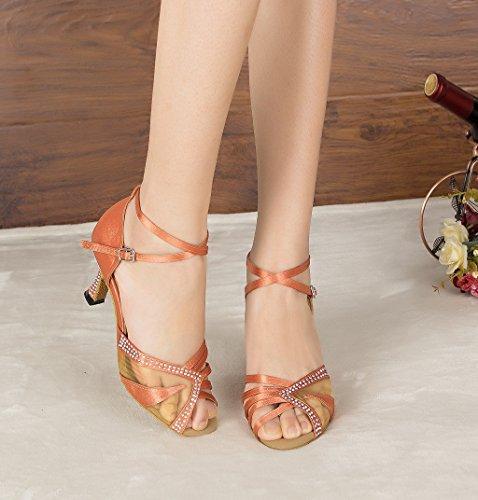 Meijili - Ballroom donna 165 Orange