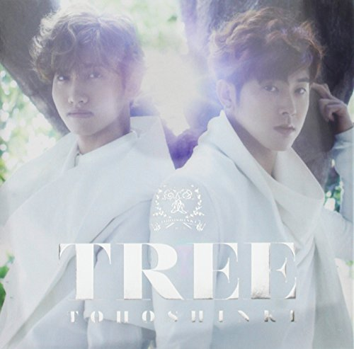 CD : TVXQ - Tree (Hong Kong - Import, 2 Disc)