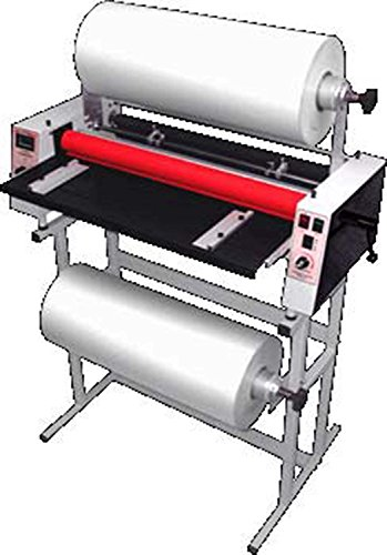 Pro-Lam PL227HP Roll Laminator with Stand, 27-inch Heated Rollers & American Made ()