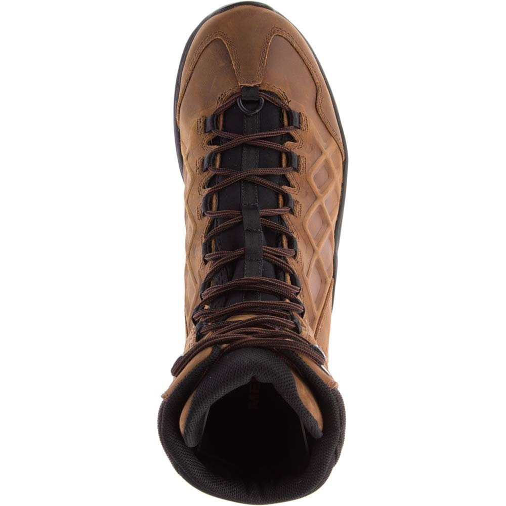 Men 11.5 Merrell Oak Merrell Thermo Rogue 8 Leather Waterproof Ice