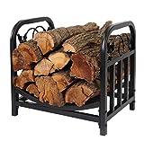 Patio Watcher Firewood Rack Log Bin Firewood