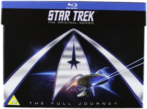 Star Trek: Original TV Series [Blu-ray]