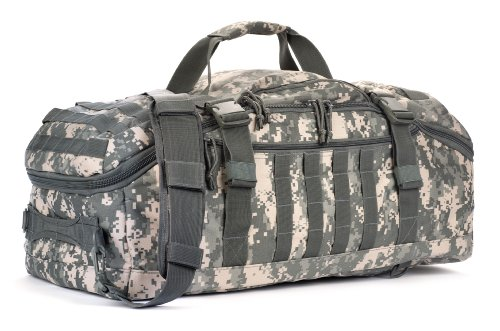 r Traveler Duffle Bag (ACU) ()