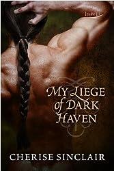 My Liege of Dark Haven (Mountain Masters & Dark Haven Book 3)