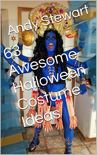 [63 Awesome Halloween Costume Ideas] (Novel Halloween Costume Ideas)