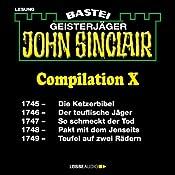 John Sinclair Compilation X: Band 1745 - 1749 | Jason Dark