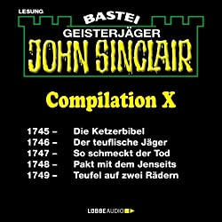 John Sinclair Compilation X