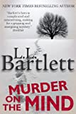 Murder on the Mind by L.L. Bartlett front cover