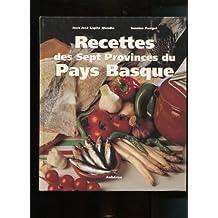 Recettes des sept provinces du Pays basque