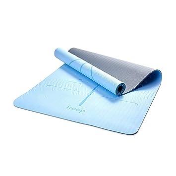 ZJ Colchonetas de Yoga TPE de Doble Cara para colchonetas de ...