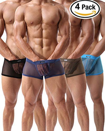 Underwear Breathable Boxer Briefs Boxers product image