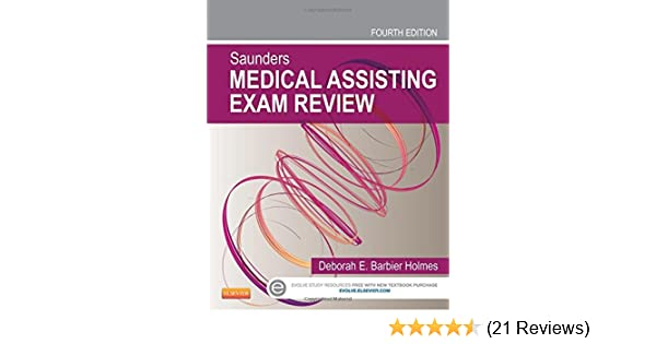 Saunders medical assisting exam review 4e 9781455745005 medicine saunders medical assisting exam review 4e 9781455745005 medicine health science books amazon fandeluxe Gallery