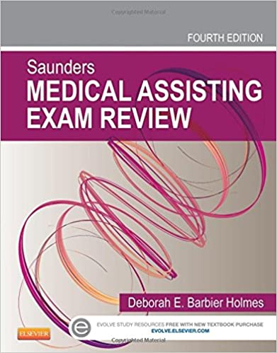 Saunders medical assisting exam review 4e 9781455745005 medicine saunders medical assisting exam review 4e 4th edition fandeluxe Gallery